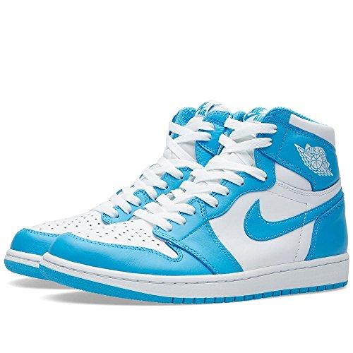 Nike Air Jordan 1 Retro High Og Estilo Para Hombre: 555088-117 Tamaño: 7.5