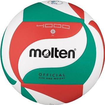 Molten V5M4000 - Pelota de Voleibol: Amazon.es: Deportes y aire libre