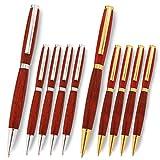7mm slimline bushing - Legacy Woodturning, Slimline Pen Kit, Many Finishes, Multi-Packs
