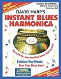 Instant Blues Harmonica (Book & CD)
