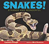 Snakes!, Laurence Pringle, 1590787447
