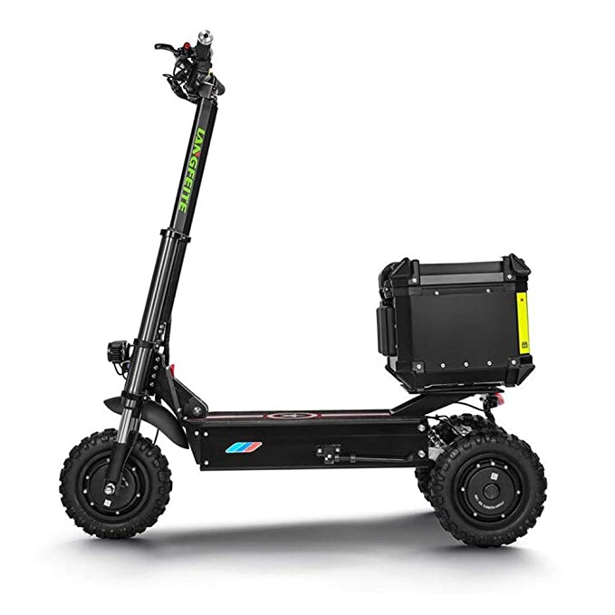 DYHQQ 3000W Motor Potente Scooter eléctrico para Adultos ...