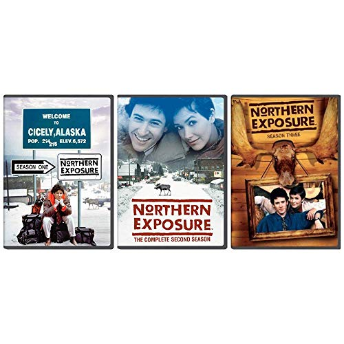 Northern Exposure: TV Series Complete Seasons 1-3 DVD Collection