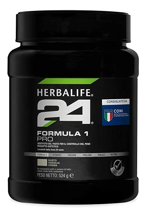 perdita di peso con formula herbalife 1