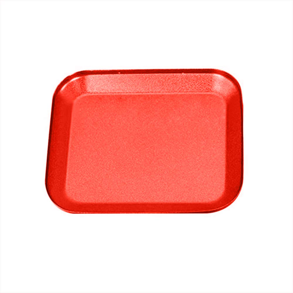 Magnetic Tool Tray, ONEVER Mini Magnetic Parts Tray for Holding Screws, Nails, Drill Bits, Flies, Lures, Needles (Blue)