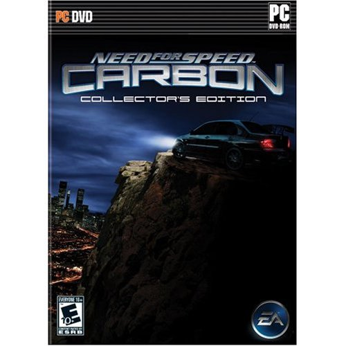 Amazon Com Need For Speed Carbon Collector S Edition Pc Video