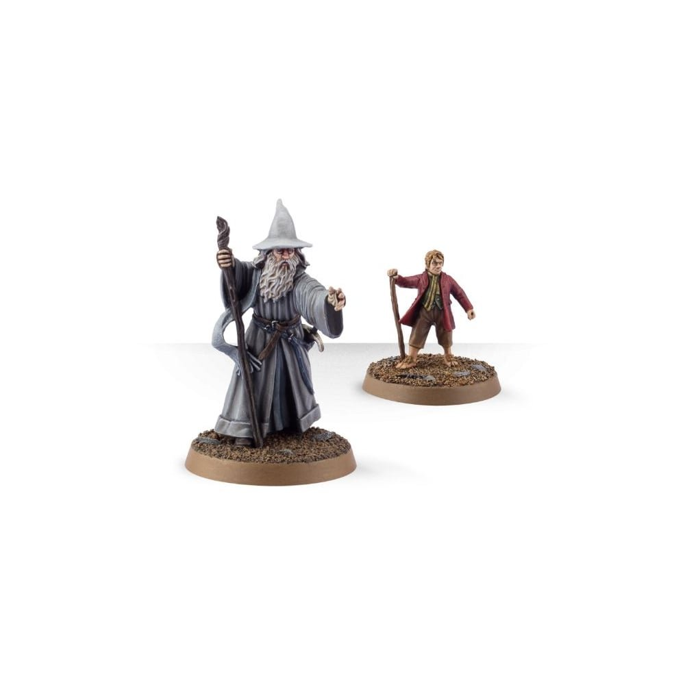 Limited Edition The Hobbit Games Workshop Escape from Goblin Town