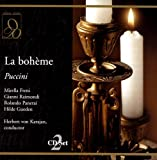 Puccini : La Boheme. Karajan, Freni, Raimondi