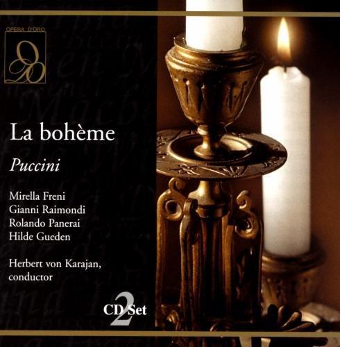 La Boheme by Opera D'oro