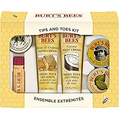 Burts Bees Tips and Toes Kit Gift Set