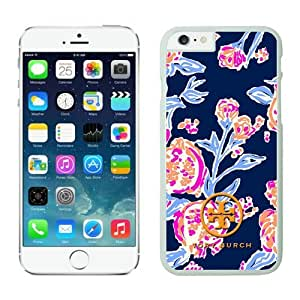 Fancy Product Tory Burch iphone 6 case-Protective Case Bumper[Scratch-Resistant] [Perfect Fit] [Anti-Slip] [Good Grip] with Good Print Hard Back Cover for 4.7 inches iPhone 6 by lolosakes