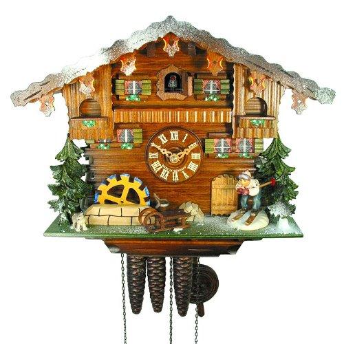 Cuckoo Clock Winter clock (Clock Winter Cuckoo)