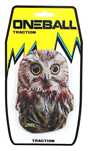 Oneball Owl Snowboard Stomp Pad/Traction Pad by ONEBALL