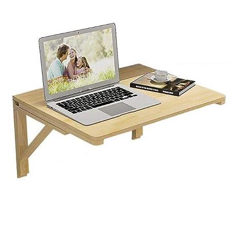 Young Shinee - Mesa de madera maciza plegable para ordenador ...