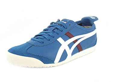 detailed look cbec9 baf68 ASICS Onitsuka Tiger Unisex Mexico 66 Sneaker: Amazon.ca ...