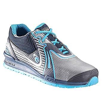 Cofra 78680 - 000.w40 talla 40 zapatillas de seguridad S3 SRC goleada - gris/azul: Amazon.es: Bricolaje y herramientas