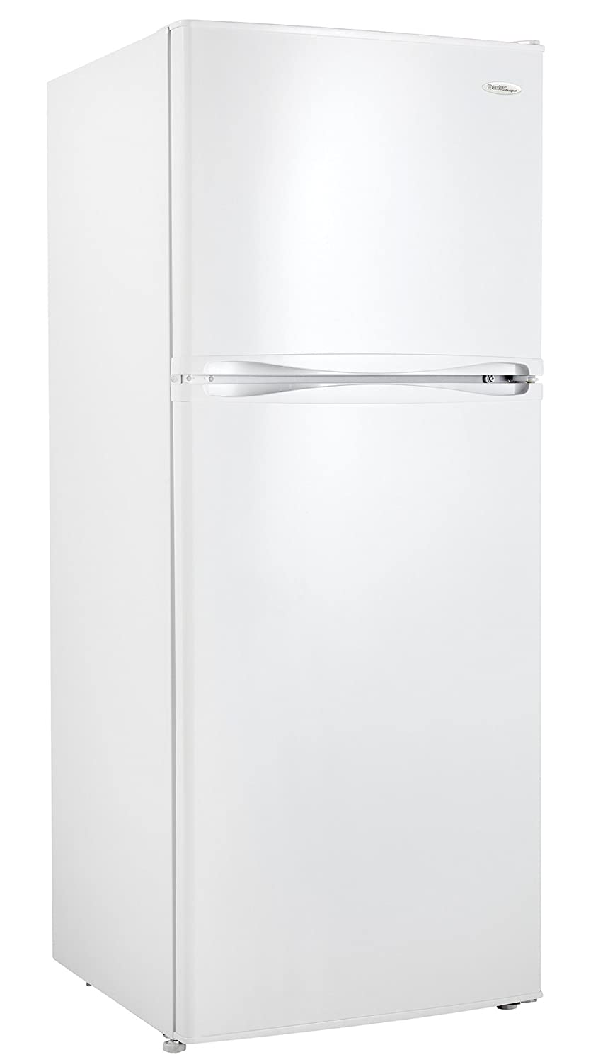 Amazon.com: Danby DFF100C2WDD Frost-Free Refrigerator with Top-Mount ...