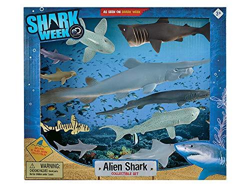 Goblin Shark - Alien Shark Asst
