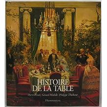 HISTOIRE DE LA TABLE LES ARTS DE LA TABLE ORIGINES