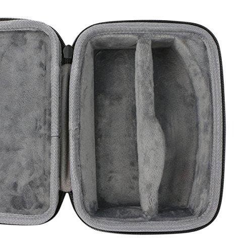co2CREA Carrying Travel Storage Orgnizer Case Bag for Men Razor Shaver Hair trimmer Set by Co2Crea (Image #1)