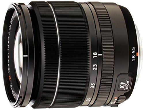 Fuji Film Fujinon Lens XF 18-55mm F2.8-4.0 Zoom Lens – International Version (No Warranty)