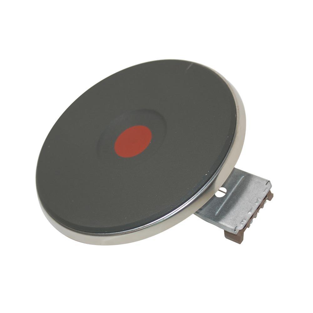 GENUINE Indesit Cooker 8mm Rim Solid Hotplate C00252307 C00252307 new 2015