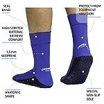 Cressi-Ultra-Stretch-Socks-Calzari-in-Neoprene-Bifoderato-da-15mm-Unisex-Adulto