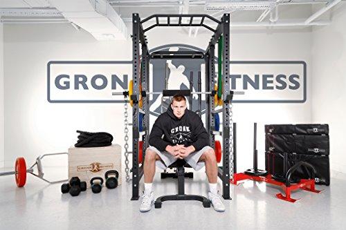 Gronk Fitness Swiss Bar - Commercial Grade by Gronk Fitness Products (Image #7)
