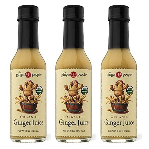 Ginger People Ginger Juice 5 fl oz (3 Pack) by The Ginger People