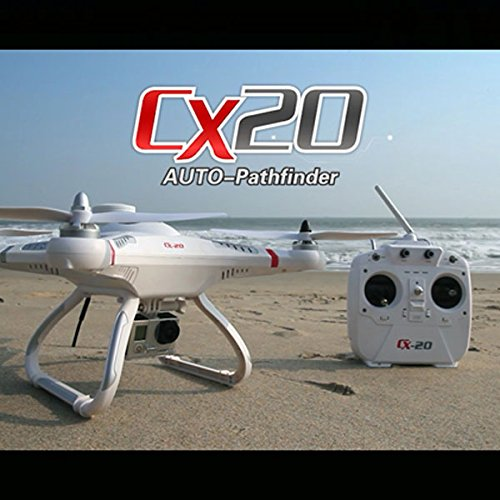 Cheerson CX20 CX-20 Open-source Version Auto-Pathfinder Quadcopter RTF by Thailand