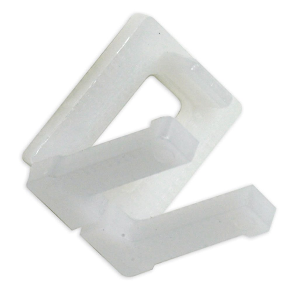 Aviditi PS12PLBUCK Plastic Poly Strapping Buckle, 1/2'' Length (Case of 1000) by Aviditi