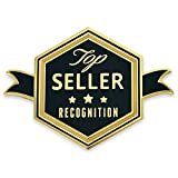 PinMart's Top Seller Employee Recognition Enamel Lapel Pin