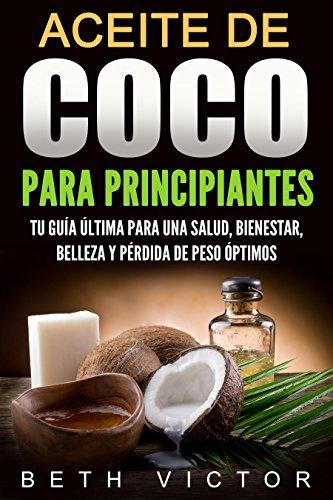Perdida de peso con aceite de coco