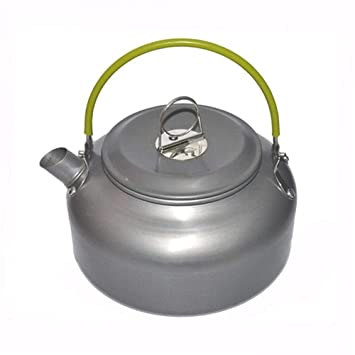 Verus - Juego de sartenes antiadherentes para Acampada y Camping, para cocinar al Aire Libre