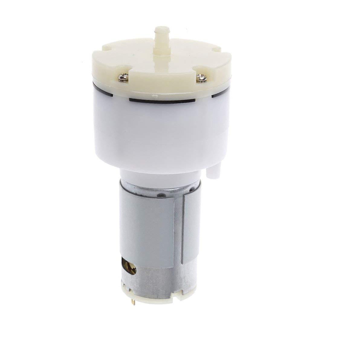 Candybarbar DC 24V Bomba de vac/ío de diafragma Mini Bomba de Aire 15L Min Micro Bomba de vac/ío el/éctrica de Alta presi/ón para m/áquina de Masaje
