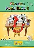 Jolly Phonics Pupil Book 3 (colour edition): in Precursive Letters (BE) (Pupil Book Colour)