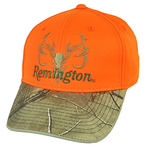 Remington Realtree Camouflage Adjustable Cap product image