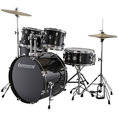 ludwig-lc17011-accent-fuse-5-pc-drum