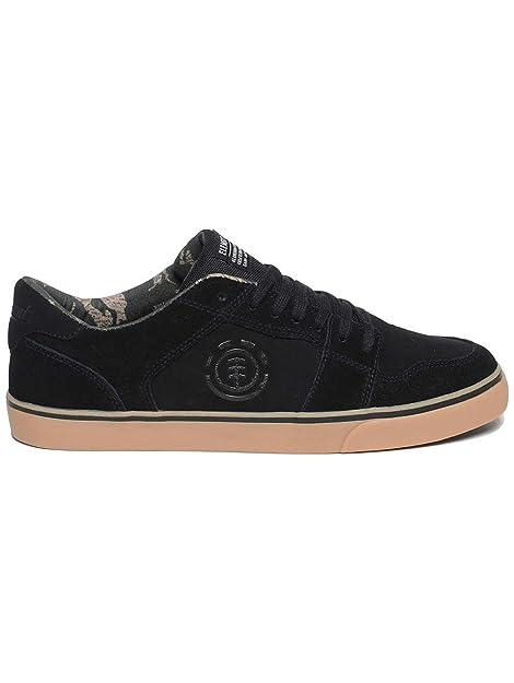 ELEMENT - Zapatillas de Deporte Hombre, Negro (negro), 44.5: Amazon.es: Zapatos y complementos