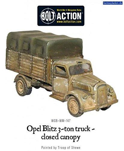 opel-blitz-3-ton-truck-model