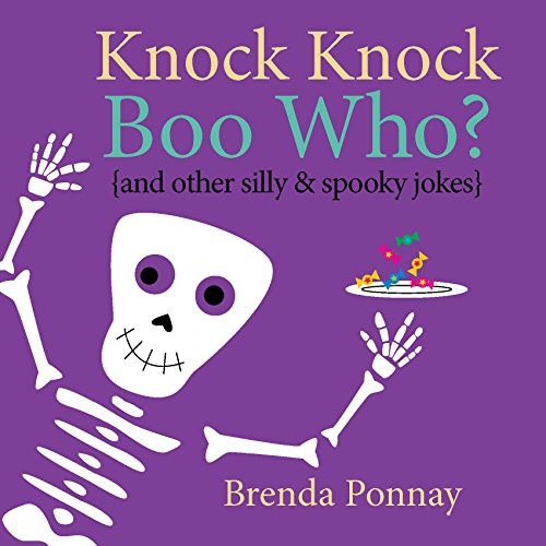 Knock Knock Boo Who? (Illustrated Knock Knock Jokes