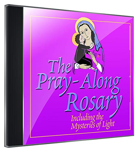 (Pray Along Rosary CD: Including the Mysteries of Light)