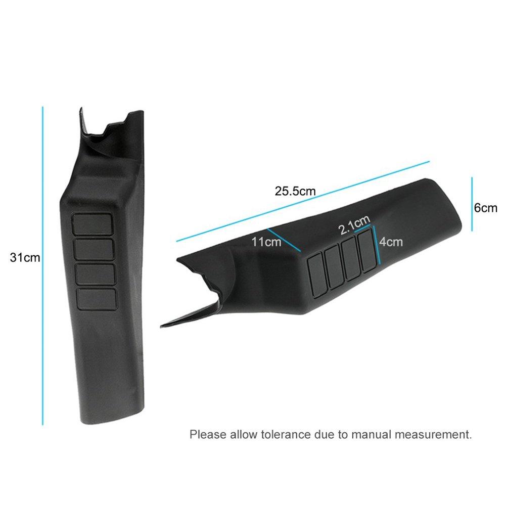 Qii lu Rocker Switch Panel On/Off Controller Left Hand A-Pillar ...