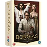 The Borgias Complete TV Series DVD Collection Seasons 1,2 and 3 [13 Discs] Boxset + Extras