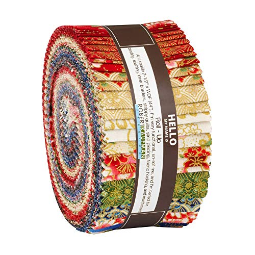 Hancock Collection - Imperial Collection Spring Colorstory Roll Up 2.5