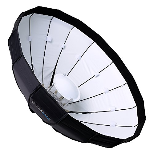 Fotodiox EZ-Pro 32in (80cm) Collapsible Beauty Dish Softbox with Bowens S-Type Speedring Insert