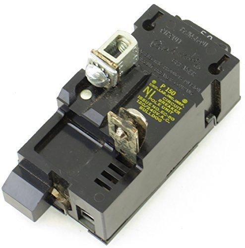 - PUSHMATIC/SIEMENS P150 50A 120V 1P 10K NEW