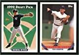 1993 Topps Baseball Cards Complete Set (825 cards) Derek Jeter Rookie !
