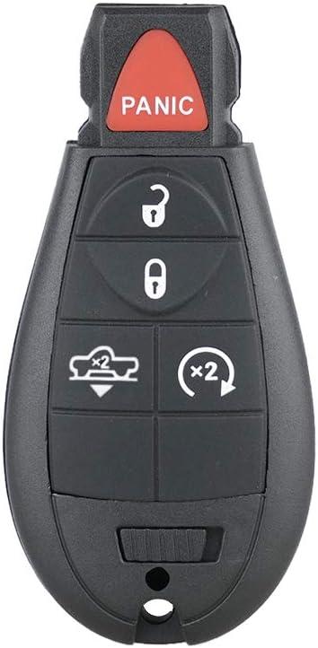 GQ4-53T Key Fob fits 2015 2016 2017 Ram 1500 w//Air Suspension Keyless Entry Remote Start