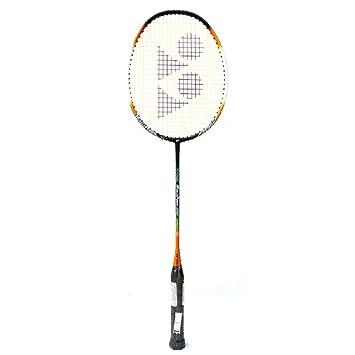 Yonex Muscle Power 22 Light Aluminum Strung Badminton Racquet, 4U G4  Orange